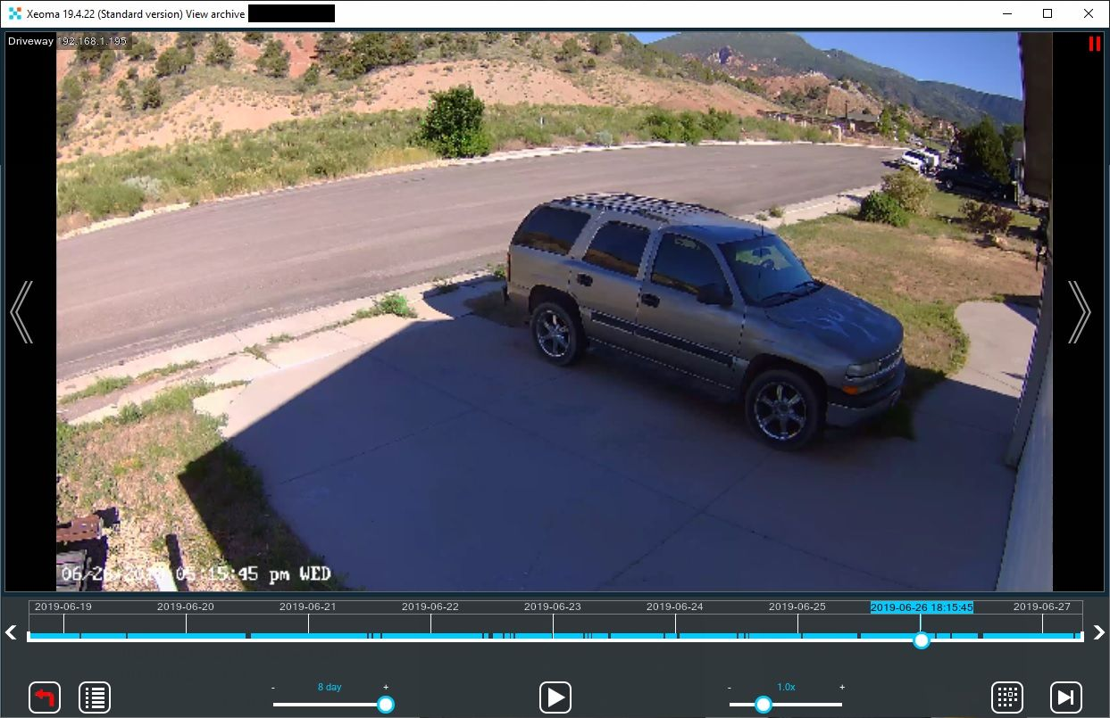 4 years of using Xeoma security camera software